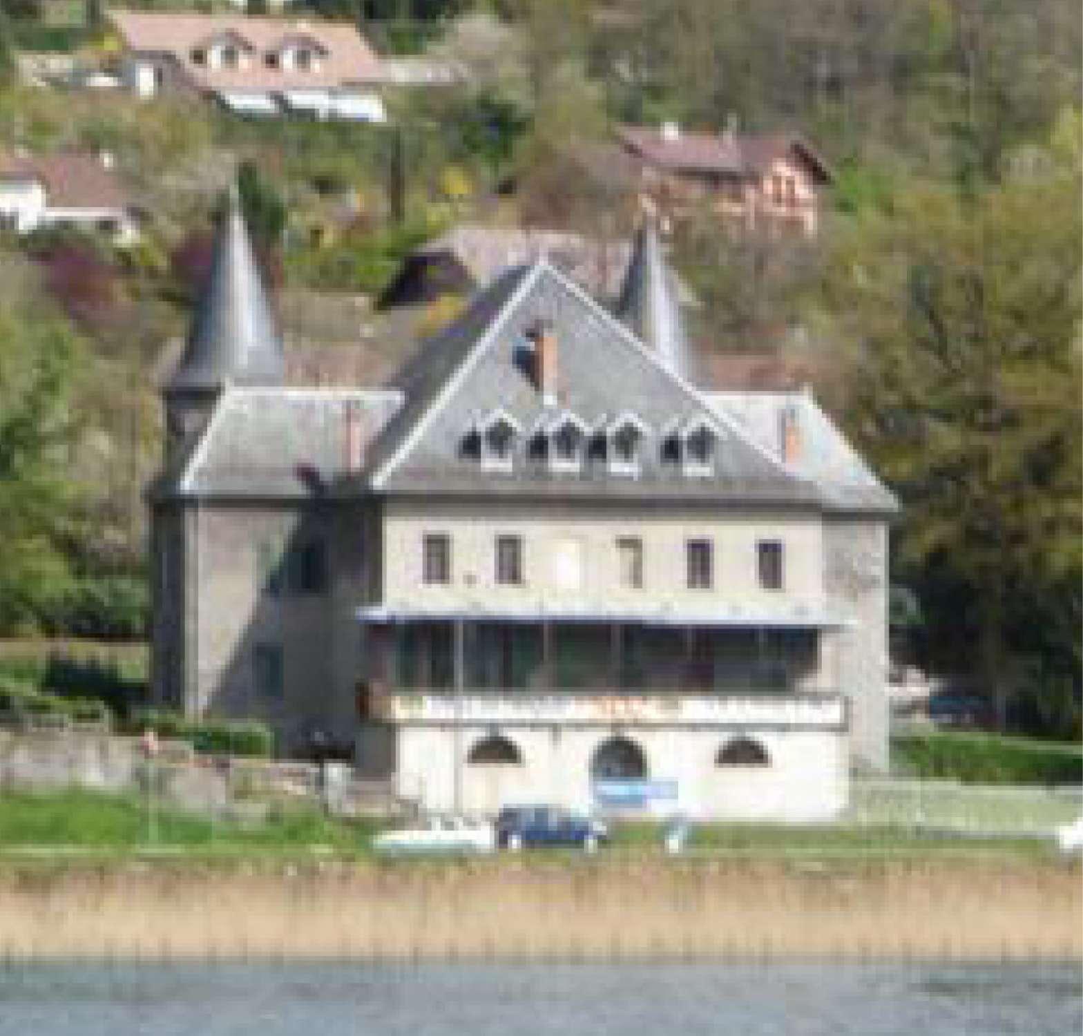 Le Château de Tresserve en 2000
