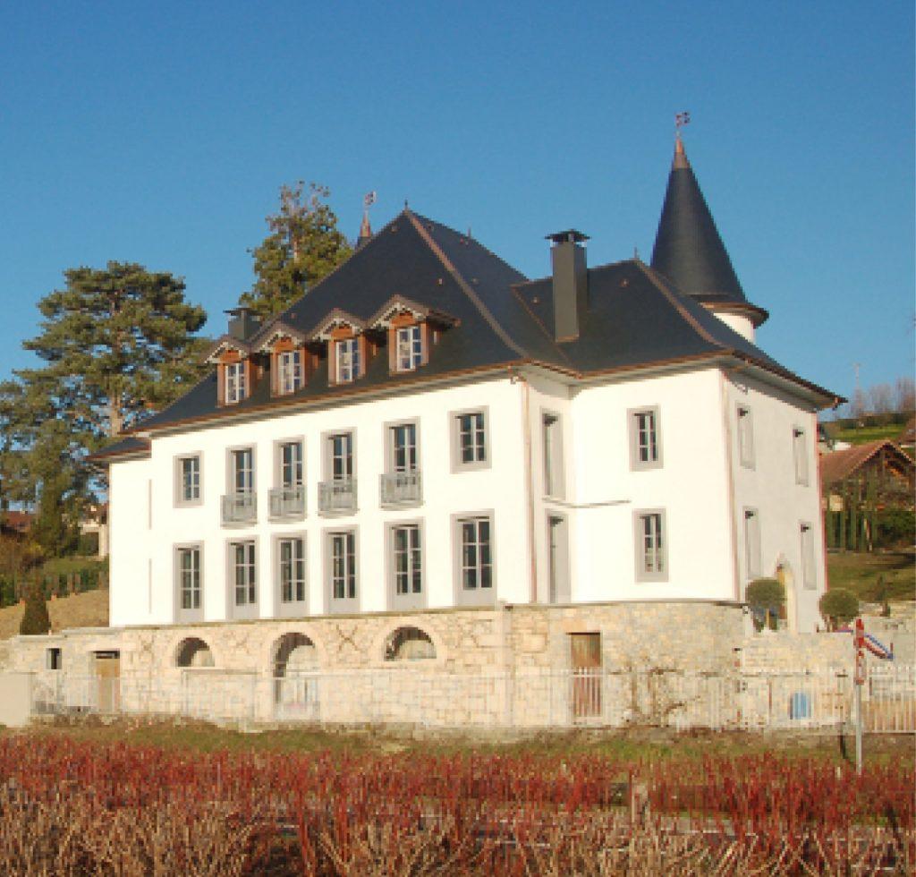 Le Château de Bonport-Tresserve en 2020