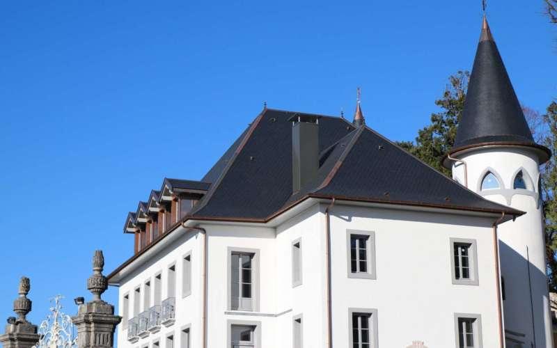 Extérieur Château - événement